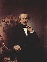 Author photo. Francesco Hayez, 1860