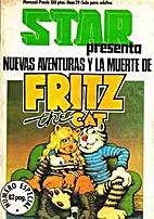 STAR presenta FRITZ DE CAT by R. Crumb