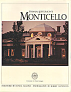 Thomas Jefferson's Monticello by Robert…