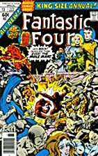 Fantastic Four [1961] Annual #13 by Bill…
