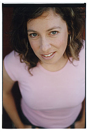 Author photo. Thea Hillman