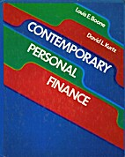 Contemporary personal finance by Louis E.…