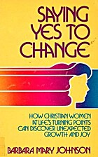 Saying yes to change : how Christian women…