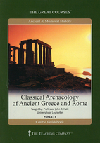 Classical Archaeology of Ancient Greece and…