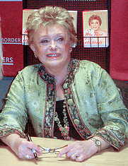 Author photo. Rue McClanahan at a book signing for her book My First Five Husbands. Taken from here: <a href=&quot;http://www.flickr.com/photos/19799760@N00/502923443/&quot; rel=&quot;nofollow&quot; target=&quot;_top&quot;>http://www.flickr.com/photos/19799760@N00/502923443/</a>
