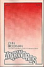 Afterwords by John Brockman