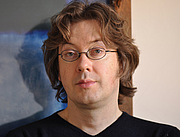 Author photo. Matthew Gandy