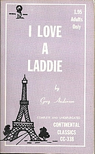 I Love a Laddie by Greg Anderson