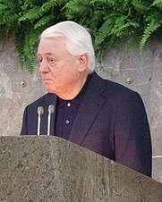 Author photo. Alexander Kluge, 2008. Photo by user Dontworry / Wikimedia Commons.