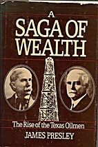 A saga of wealth: The rise of the Texas…