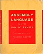 Assembly Language Programming for the IBM PC…