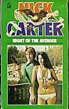 The Aztec Avenger by Nick Carter