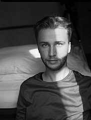 Author photo. Benjamin Lebert