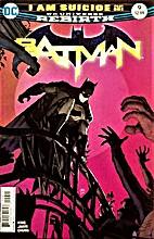 Batman (2016-) #9 by Mikel Janin
