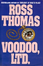 Voodoo Ltd by Ross Thomas