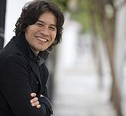 Author photo. Jeremías Gamboa (Reprodução)