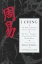 I Ching: The Classic Chinese Oracle of…
