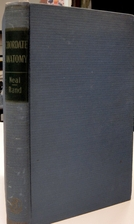 Chordate Anatomy by Herbert Vincent Neal