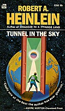 Tunnel in the Sky by Robert A. Heinlein