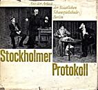 Stockholmer Protokoll : Szenen,…