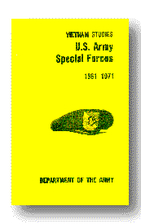 U.S. Army Special Forces, 1961-1971 by…
