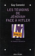 Les Témoins de Jéhovah face à Hitler by…