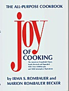 Joy of Cooking by irmamarionrombauerbe