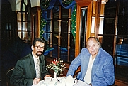 Author photo. Bill Hare with BBC commentator Jamal Demloj By Myprofiles - Own work, CC BY-SA 4.0, <a href=&quot;https://commons.wikimedia.org/w/index.php?curid=47108487&quot; rel=&quot;nofollow&quot; target=&quot;_top&quot;>https://commons.wikimedia.org/w/index.php?curid=47108487</a>