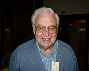 Author photo. Gene Golub in 2007 [credit: P. Birken; grabbed from Wikipedia]