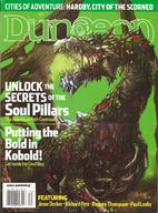 Dungeon Magazine #109 Soul Pillars by Erik…