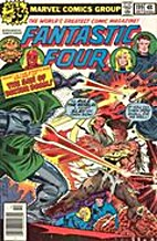 Fantastic Four [1961] #199 by Marv Wolfman