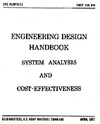 Systems Analysis and Cost-Effectiveness by…