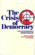 The Crisis of Democracy: Report on the…