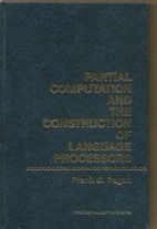 Partial Computation and the Construction of…