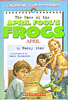 April Fool's Frogs by Nancy Star