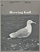 Herring Gull (SERIES: Hinterland Who's Who ;…