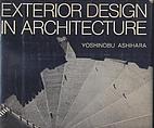 Exterior design in architecture by Yoshinobu…