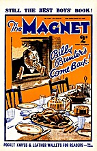 Magnet 1151 (Billy Bunter's Come-Back) by…
