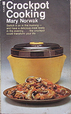 Crockpot Cooking by Mary Norwak