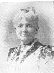 Author photo. Sue Harper Mims (b.1842), Buffalo Electrotype and Engraving Co., Buffalo, N.Y.