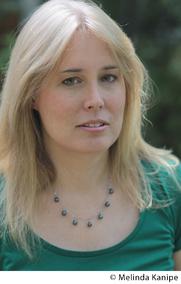 Author photo. Photo by Melinda Kanipe