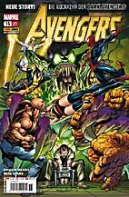 Marvel Avengers 15 - Die Rückkehr Der Dark…