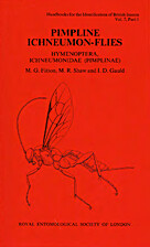 Handbooks for the Identification of British…