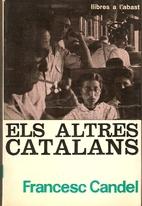 Els altres catalans by Francesc CANDEL