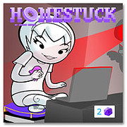 Homestuck: Book Two by Andrew Hussie