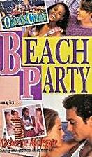 Beach Party by Katherine Applegate