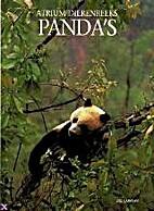Panda's by Jill Caravan