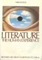 Literature: The Human Experience: Reading…