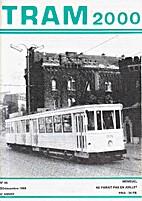 Tram 2000 n° 86 - 30 Décembre 1988 by…