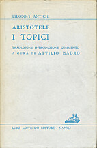 I topici by Aristoteles